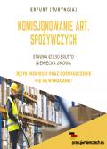 Komisjonowanie art. spożywczych - Erfurt (Turyngia)